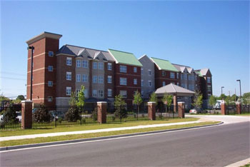 >Wilbert & Effie Ashe Manor Apartments